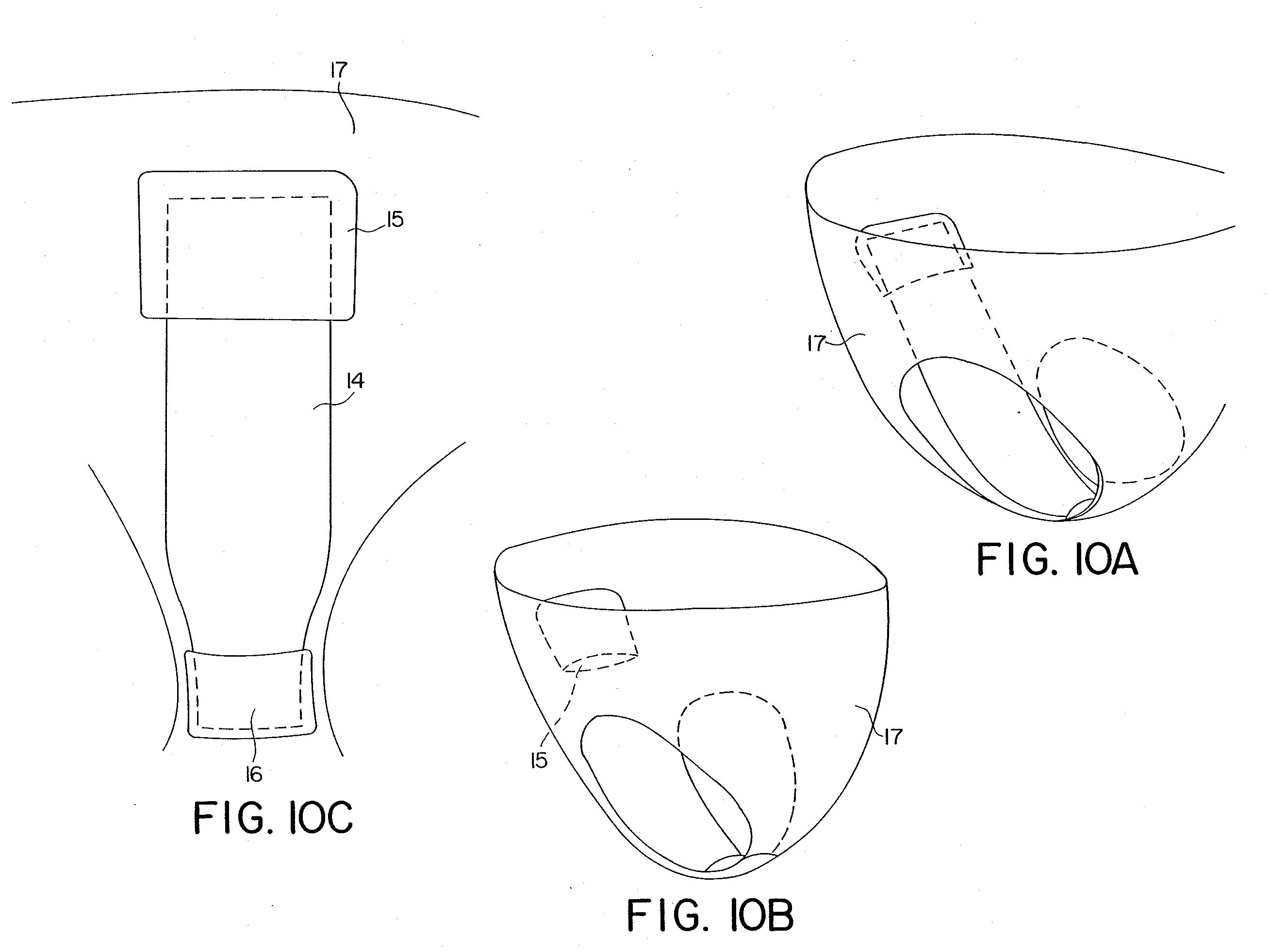 3Deodorizing Pads